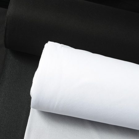 FUSIBLE INTERLINING 2075 STRETCH, 100% POLYESTER WIDTH:150 CM