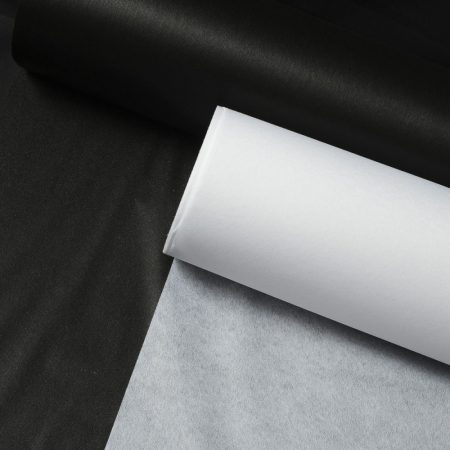 NONWOVEN FUSIBLE INTERLINING 40C/W 100%POLYESTER, WIDTH:100CM