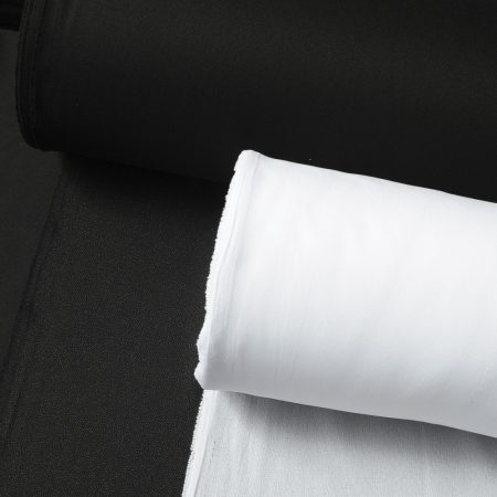 FUSIBLE INTERLINING 75100D 100% POLYESTER, WIDTH: 150CM