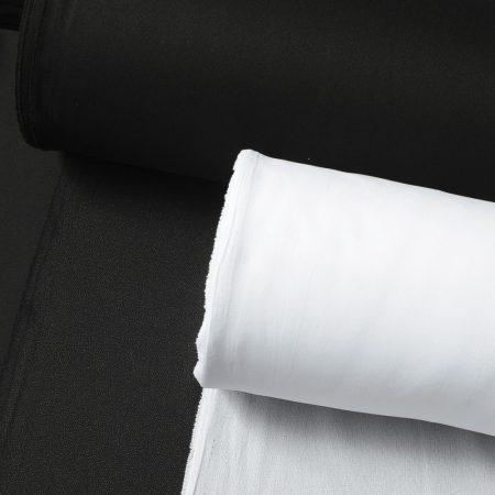 Ragasztós közbélés 75100D vetex (öltöny, kosztüm , kissé elasztikus vetex), 100% poliészter, szélesség:150cm