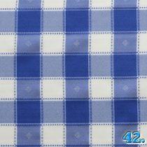 TABLE CLOTH (ABROSZANYAG) CHECK DESIGN 100%POLYESTER,WIDTH:150CM