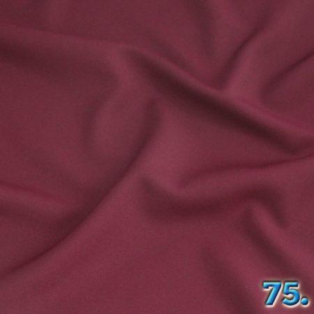 Barbi crepe elasztikus szövet 96% poliészter 4% elasztán(spandex), szélesség: 150cm  (válasszon színt a legördülő menüben)