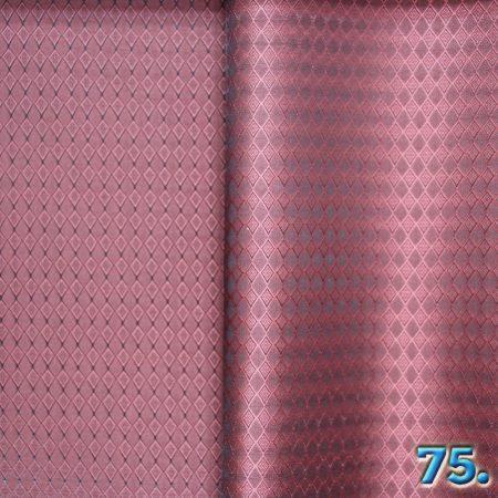 Mintás bélés Rombusz 100% poliészter 150cm (válasszon színt)