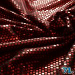 FOIL KNITTED FABRIC WITH GLITTER (FLITTERS),100% POLYESTER WIDTH:150CM