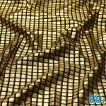 FOIL KNITTED PRINTED,100% POLYESTER WIDTH:150CM