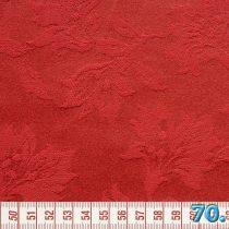 Jacquard 604 elasztikus szövet 54% poliészter 44% pamut 2% elasztán (spandex), szélesség:120cm