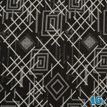 KNITTED FABRIC 1078 55%POLYESTER 45% VISCOSE WIDTH:150CM (RÁCSOS MINTÁVAL)