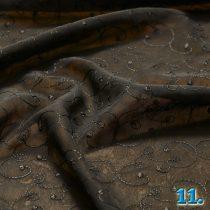 Muszlin hímzett 100% poliészter, szélesség:140cm